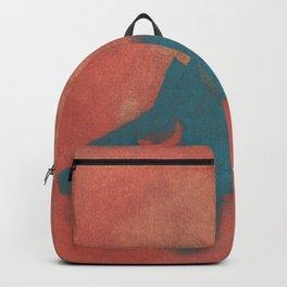 Moon dog Backpack
