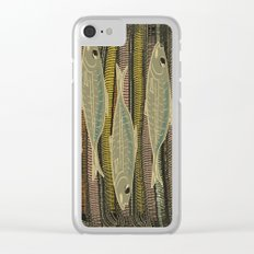 Serendipity / Herrings 1 Clear iPhone Case