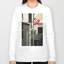 ...And Have A Nice Day Long Sleeve T-shirt