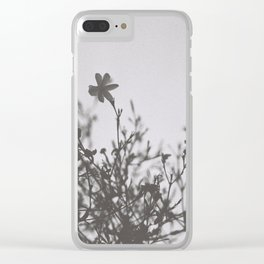 small blooms Clear iPhone Case
