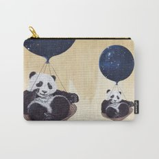 Panda in space Carry-All Pouch