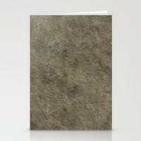 concrete Stationery Cards featuring Concrete by Texture
