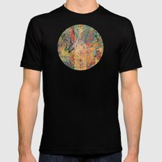 Nothingness to Hide Mens Fitted Tee Black LARGE