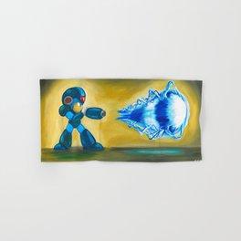Megaman X Hand & Bath Towel