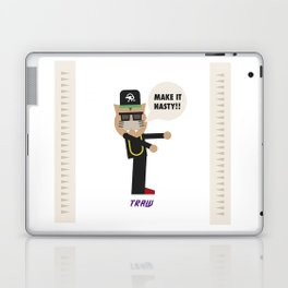 traw Laptop & iPad Skin