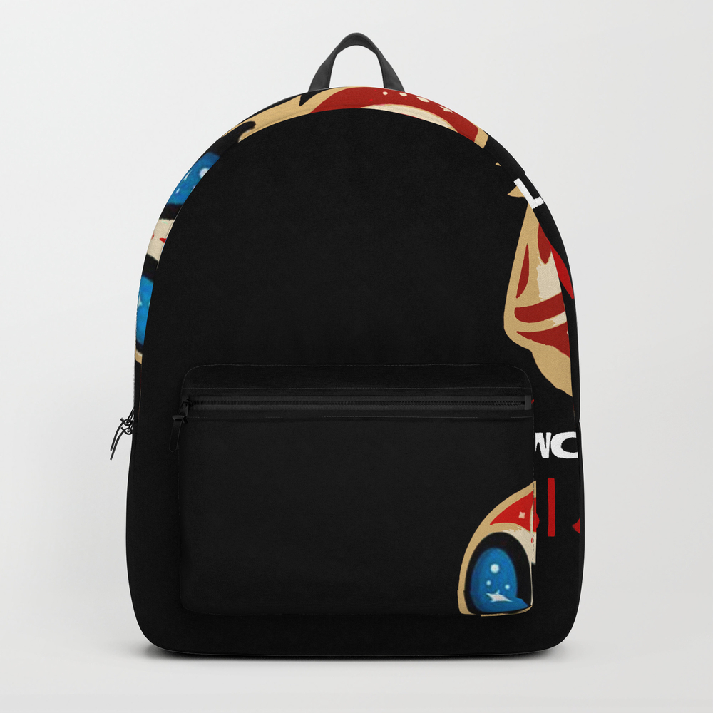 Russia 2018 Fifa World Cup Logo Backpack by Sarasophie BKP8919012