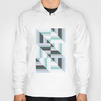 60s Hoodies featuring Maze | 60s by Wood + Ink
