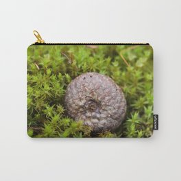 Acorn Moss Carry-All Pouch