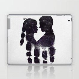Peaceful love Laptop & iPad Skin