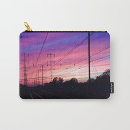 Bristol Tracks Carry-All Pouch