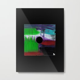 Floppy 35 Metal Print