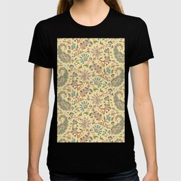 Indian Paisley Melody T-shirt