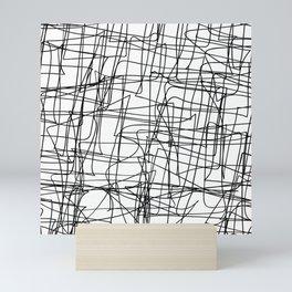 Mind Map Mini Art Print