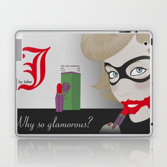 J by Joker Laptop & iPad Skin