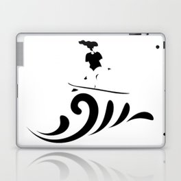 Surf up (: Laptop & iPad Skin