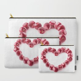 Cherries heart Carry-All Pouch