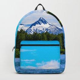 Portage Valley Summer - I Backpack
