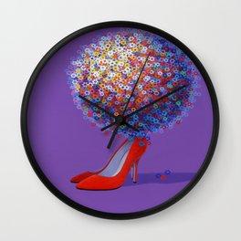 Happy Days Wall Clock