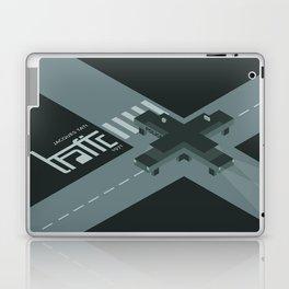 Trafic 1971 Laptop & iPad Skin