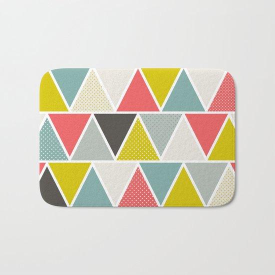 Triangulum Bath Mat