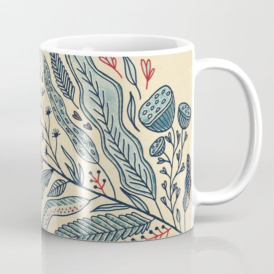 Turning Over A New Leaf Mug