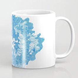 March's Blue 9 | Artline Drawing Pens Sketch Coffee Mug