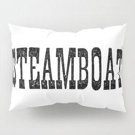 Steamboat Pillow Sham