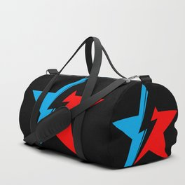 BOWIE - Star of David Duffle Bag