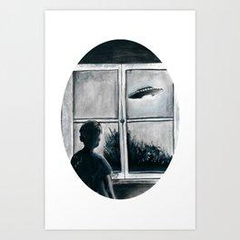Take Me First Art Print