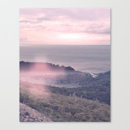 Sunset v2 Canvas Print