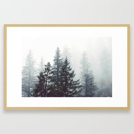 Deep in the Wild - Nature Photography Framed Art Print