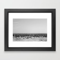 View to the Ancients Framed Art Print