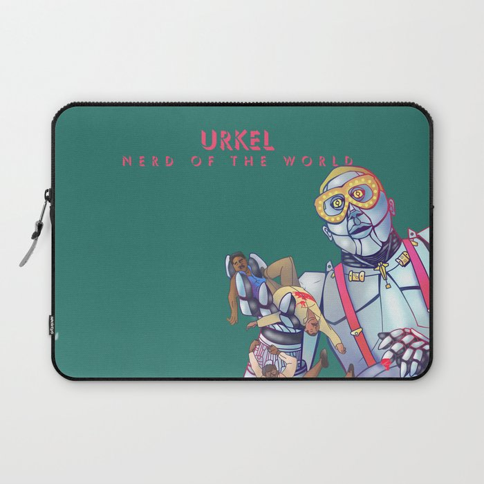 News of the Winslows Laptop Sleeve