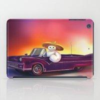 big hero 6 iPad Cases featuring Big Hero 6 by Zaksheuskaya