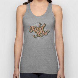 Clothe Yourself with Kindness Unisex Tank Top