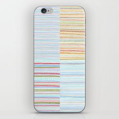 Pattern Mix iPhone & iPod Skin