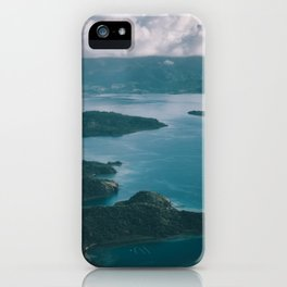 Adventure Print – Fiji iPhone Case