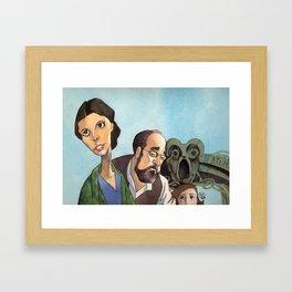 Pan's Labyrinth - Trio Framed Art Print