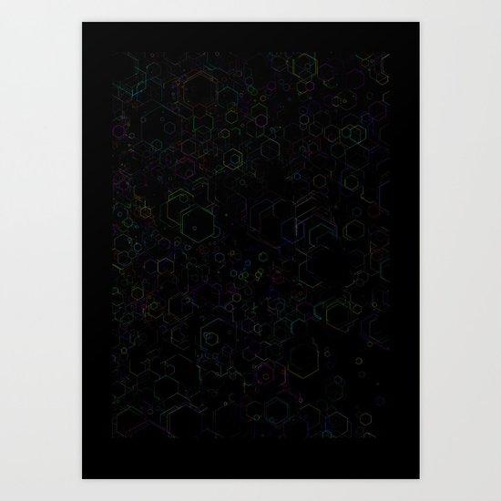 CUBEN Art Print