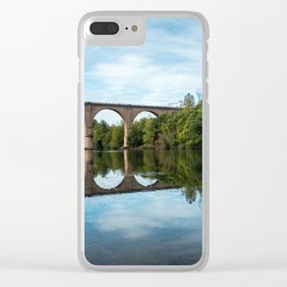 The River Tarn in Albi France. Clear iPhone Case