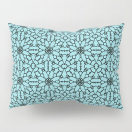 Island Paradise Lace Pillow Sham
