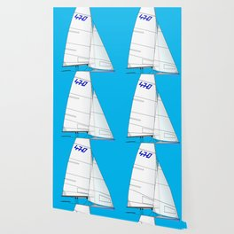 470 Olympic Sailboat Wallpaper