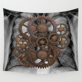 Cog X-Ray Wall Tapestry