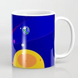 The Solar System Coffee Mug