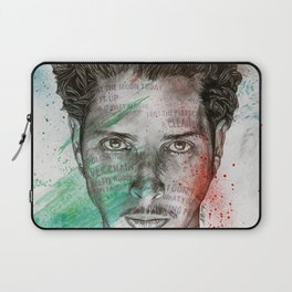 Pretty Noose: Tribute to Chris Cornell Laptop Sleeve