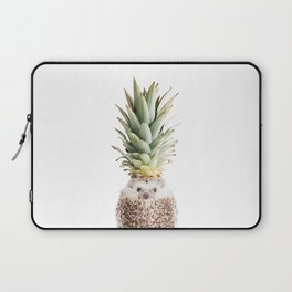 Hedgehog Pineapple Laptop Sleeve