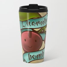 Cherubi Bomb Metal Travel Mug