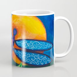 Dragon-Fly Coffee Mug