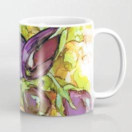 Aubergines Eggplants Berenjenas Coffee Mug