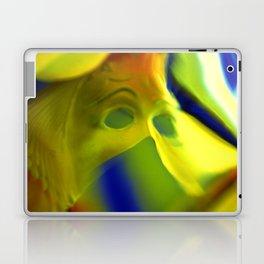 Manifestation in Yellow Laptop & iPad Skin